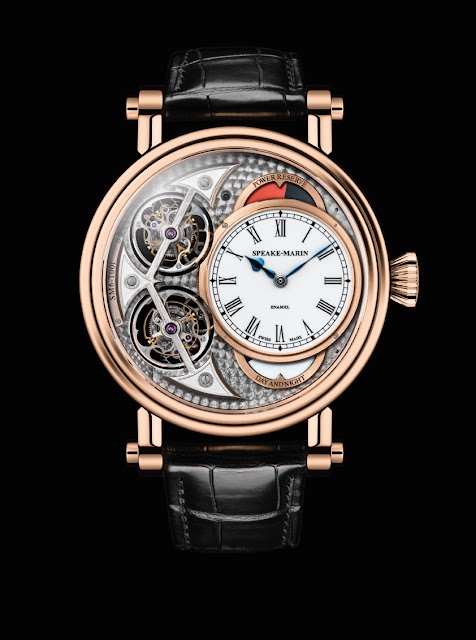 SPEAKE-MARIN-Vertical Double Tourbillon