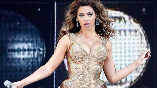 Beyonce Knowles Hollywood Model and Singer Wallpaper