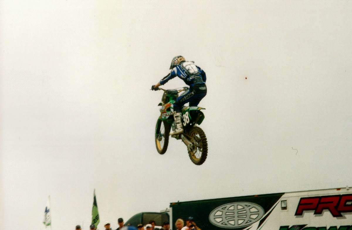 Brian Deegan High Point 1998