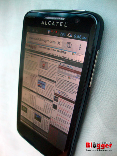 Alcatel One Touch Soleil 5021E