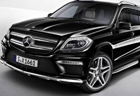 Mercedes-Benz GL 400 Advantages