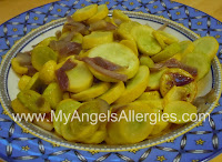 ... with summer watermelon and mom s sauteed squash that squash was on the