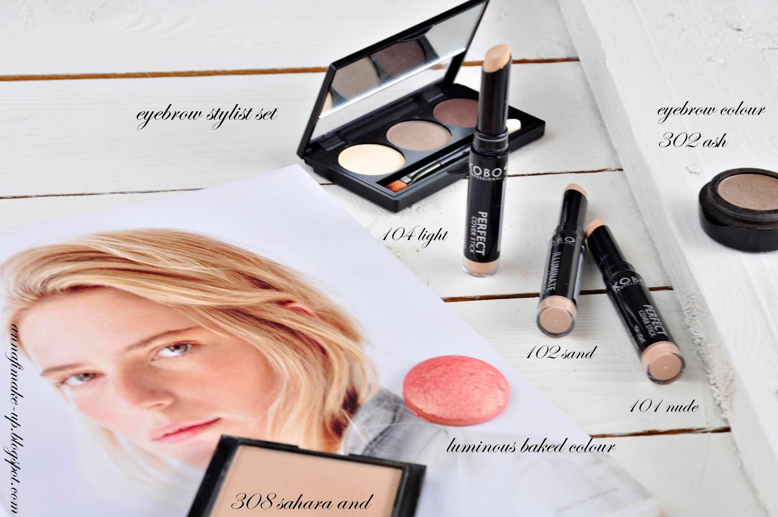 Kobo & Sensique. Co warto kupić i mieć w swojej kosmetyczce? Pomadki, korektory, pigmenty, bronzer.