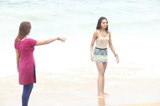 Naanthanda Movie Shooting Spot Photos