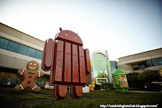 Android KitKat kebocoran menunjukkan perbaikan besar untuk ponsel murah, wearables