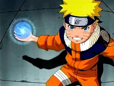 لعبة ناروتو واطلاق الراسينغان Naruto War