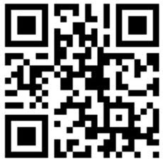 Scan to follow me on Twitter