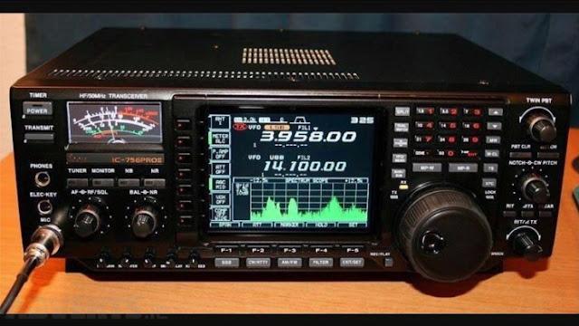 Icom IC-756 Pro