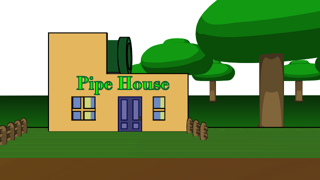 Pipe House, Mario Bros, Mario Is Missing, Luigi Comic