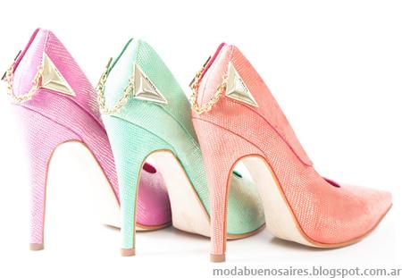 Zapatos Saverio Di Ricci verano 2013