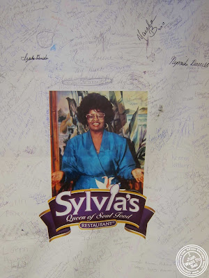 image of Sylvia's in Harlem, NYC, New York