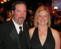 Brad and Alison