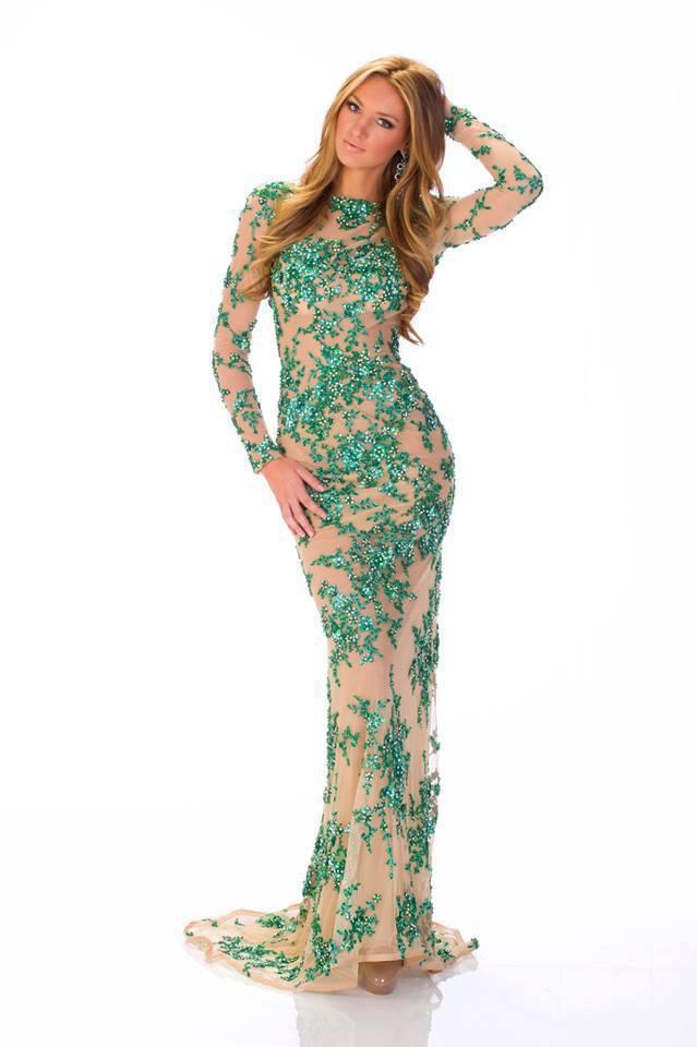 SaintseaGroup.Com: Miss USA 2013 Official Evening Gown Portraits