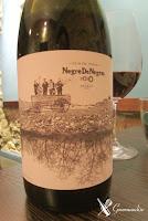 gourmandise vinho negre de negres clos del portal