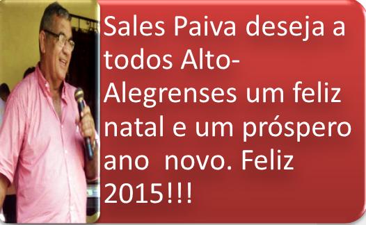 SALES PAIVA O AMIGO DE SEMPRE!