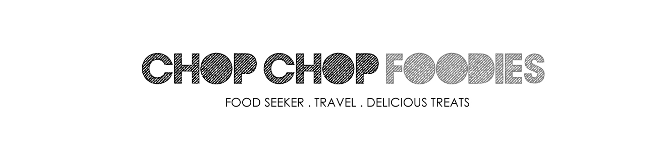 Chop Chop Foodies - Indonesian Food and Travel Blogger