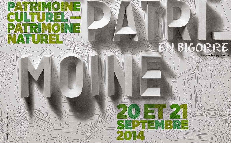 Journées européennes du patrimoine en Bigorre 2014