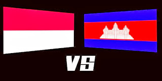 Kamboja vs Timnas Indonesia U23 Sea Games 2013