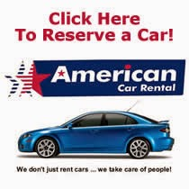 Rent a car in Orlando or Miami