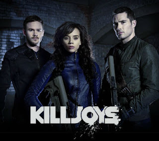 KILLJOYS Series Premiere review