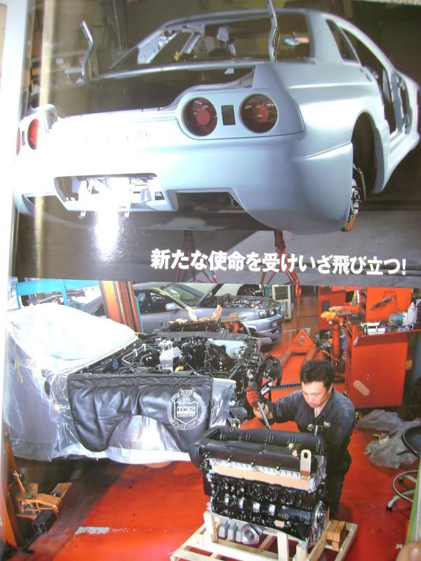 HKS Zero-R, tuning samochodów w Japonii, JDM, galeria