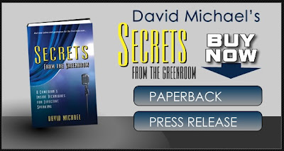 David Michael, Secrets from the Greenroom, Corporate Comedy, Pittsburgh