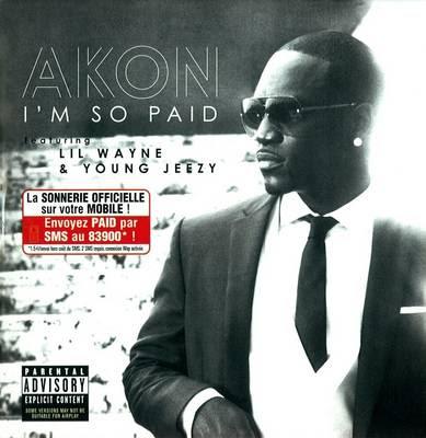 akon feat lil wayne im so paid free mp3 download