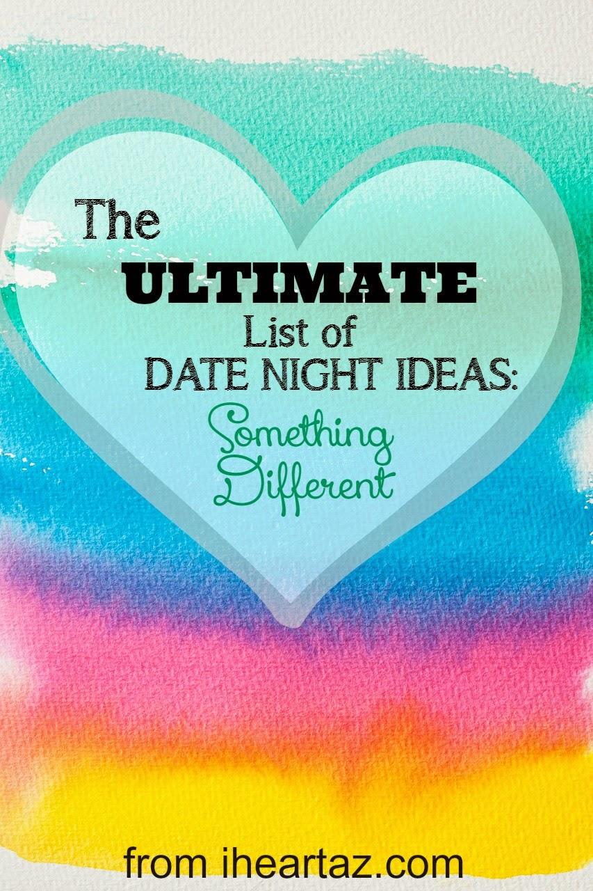 i heart az: phoenix date night ideas - something different
