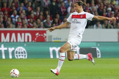 Despegó el PSG con dos golazos de Ibrahimovic