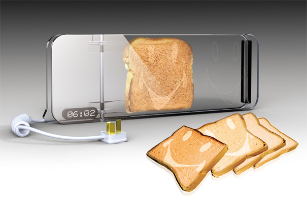 15 cool toasters and innovative toaster designs part 2