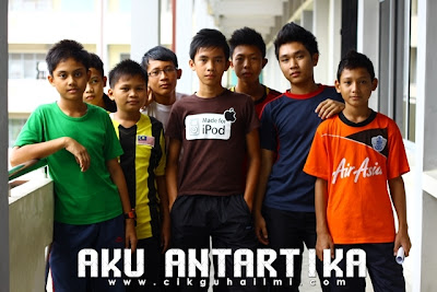 Pertandingan Mencipta Video Kreatif Antartika Lestari 2013 : The Making