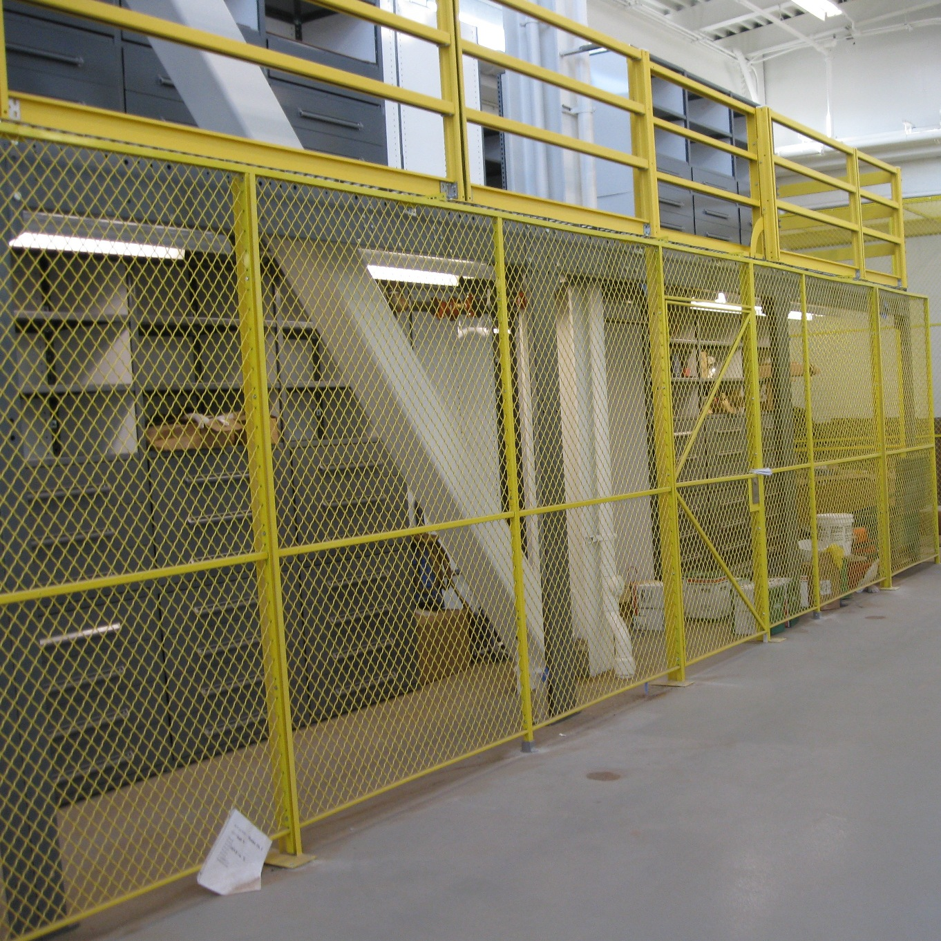Security Fence NYC   Security Caging and Fence in Stock NYC   NYC ...