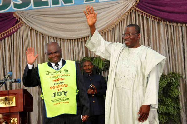 nigerian pastors politicians