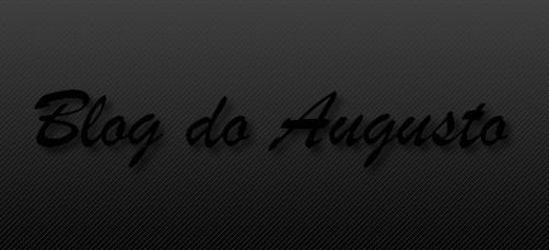 Blog do Augusto