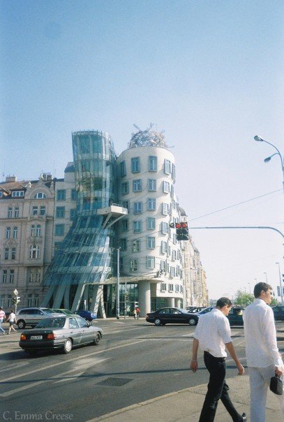 Adventures of a London Kiwi Prague Gehry