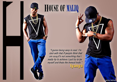 Photos Iyanya Mbuk and Emma Nyra Cover Latest Edition of House of Maliq.