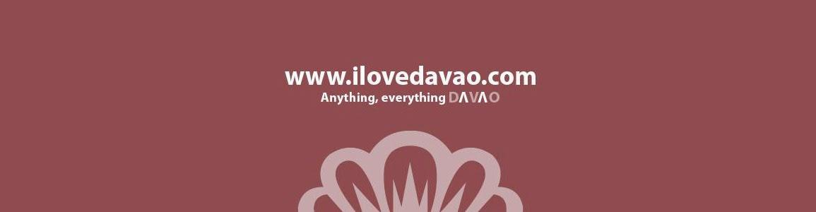I Love Davao