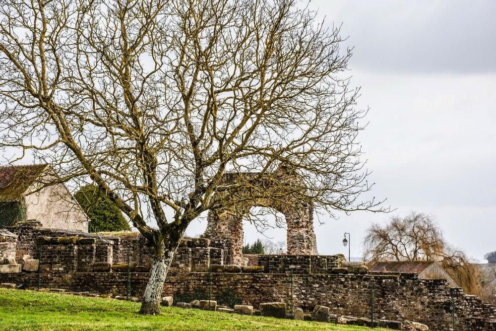 gallo-roman remains