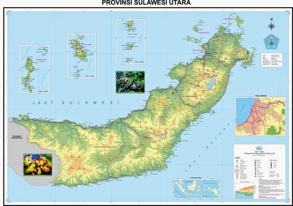Daftar Lengkap Wisata Di Sulawesi Utara