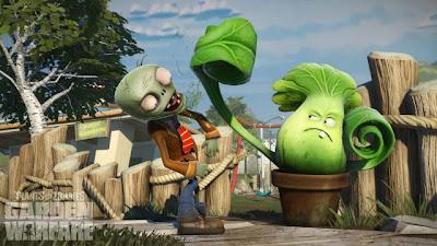 Garden Warfare