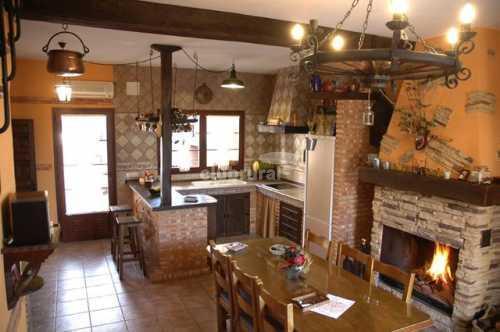 Turismo rural la cocina rural for Cocinas para casas rurales