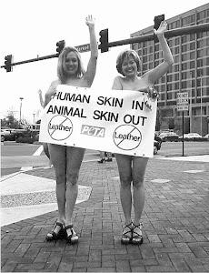 Ahh, yes, I love the PETA ladies