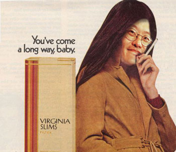 Chicago cigarette brands for women