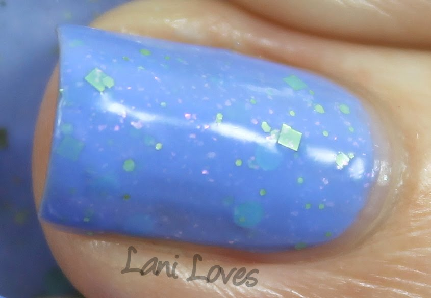 Pahlish - Your Bright Shadow swatch