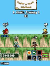 Game Mobi Army Online - Tay súng cừ khôi