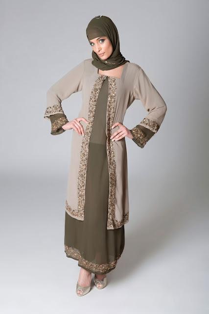 Arabic-Abaya-Style