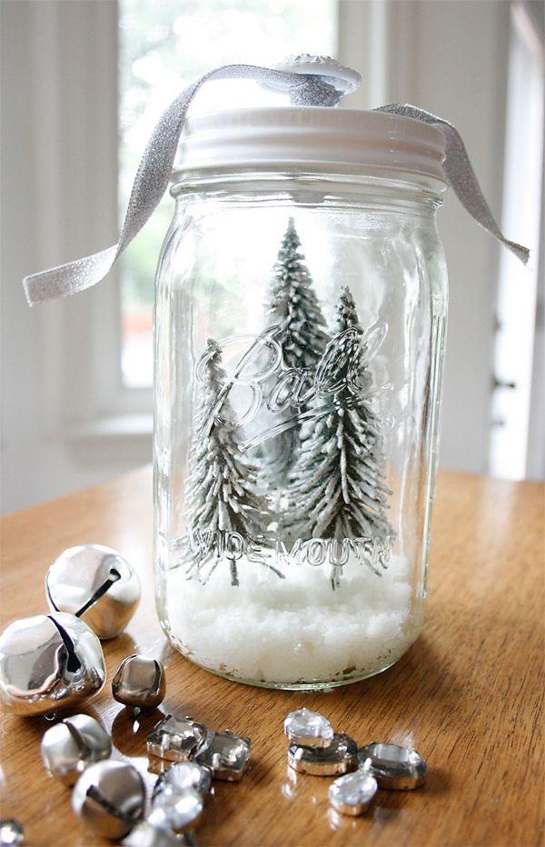Icono interiorismo bolas de nieve para decorar en navidad - Como hacer bolas de nieve ...