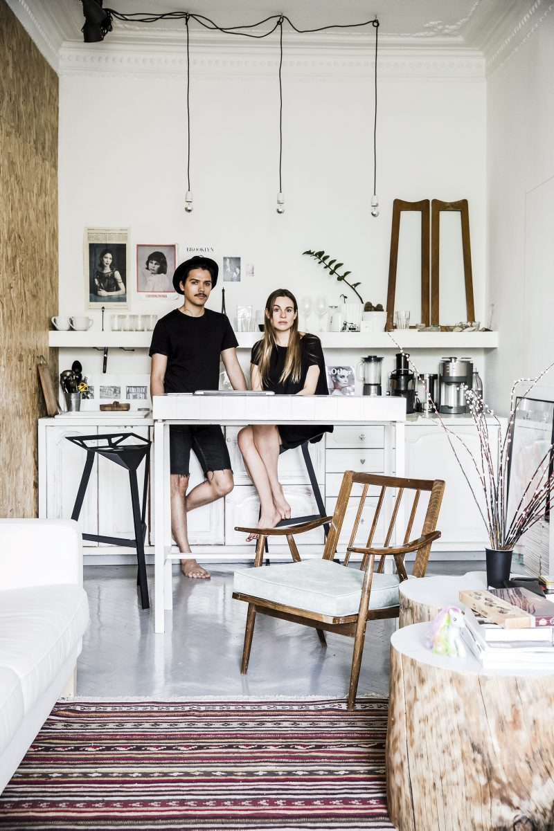 Rom for deg: skandinavisk stil i moskva