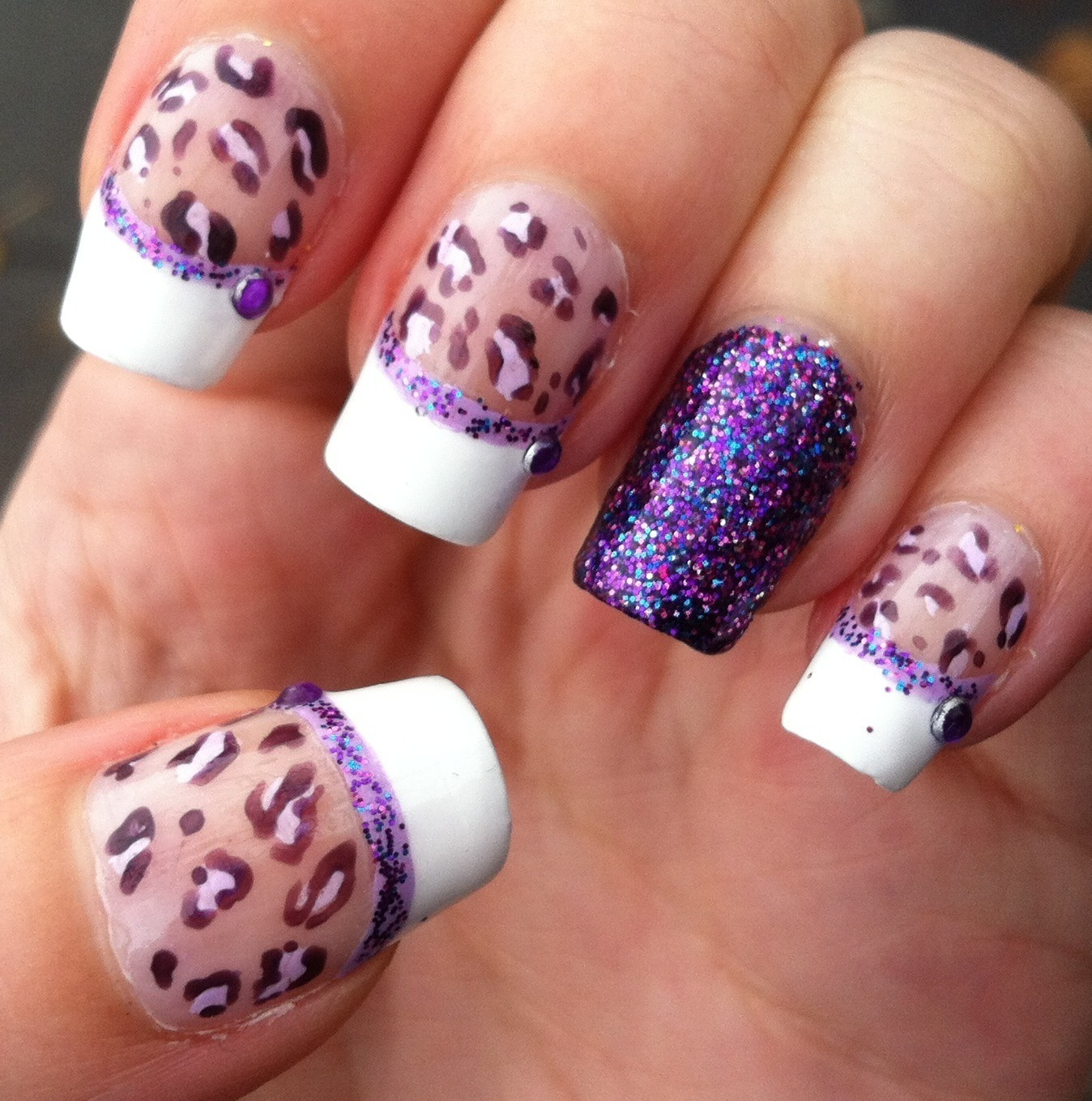 Top Purple Nail Designs 1348 x 1360 · 461 kB · jpeg