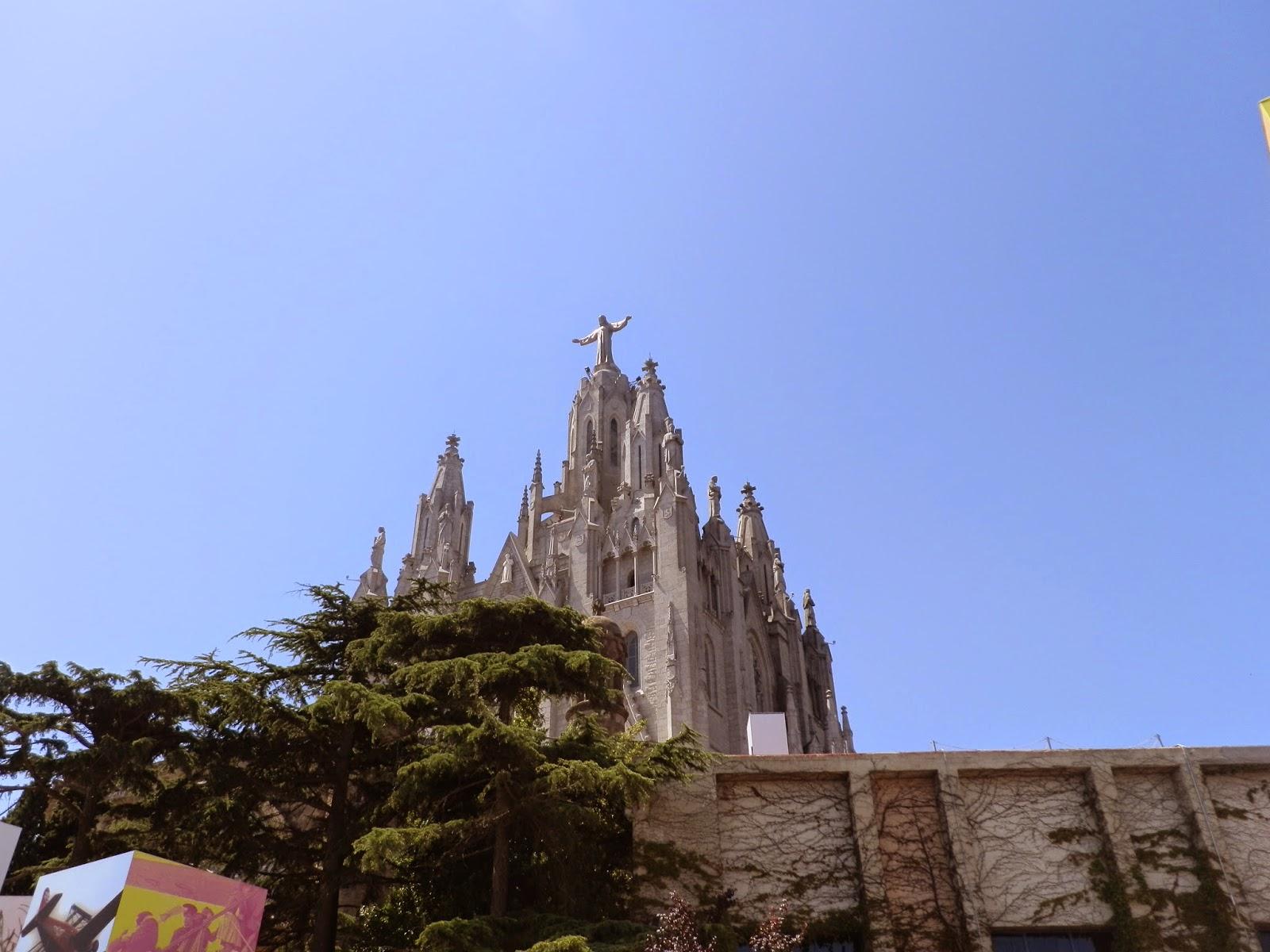 Tibidabo Barcelone